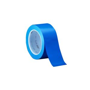 Blue BOPP Adhesive Tape Jumbo Roll Packaging Tape