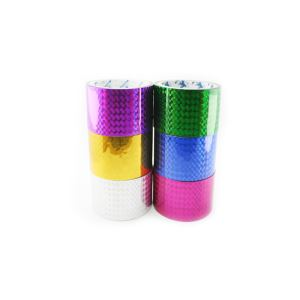 BOPP Printed Light Packing Laser Adhesive Tape