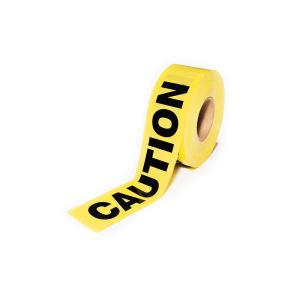 Caution Tape Warning Marking PVC Adhesive Tape with Different Color and Words